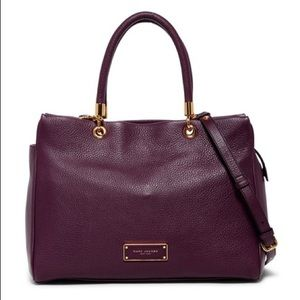 [Marc Jacobs] Too Hot to Handle Leather Tote Bag